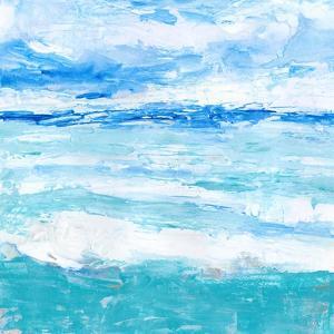 Cerulean Sea II by Victoria Borges