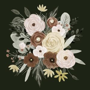 Earthy Bouquet I by Victoria Borges