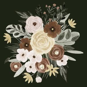 Earthy Bouquet II by Victoria Borges