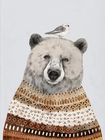 Fair Isle Bear II