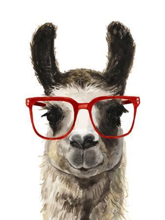 Hip Llama I by Victoria Borges