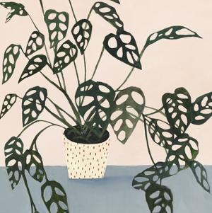 Houseplant I by Victoria Borges