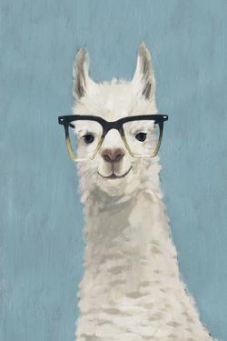 Llama Specs II by Victoria Borges