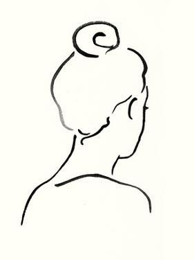 Minimal Profile III by Victoria Borges