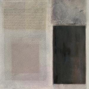 Muted Hues I by Victoria Borges