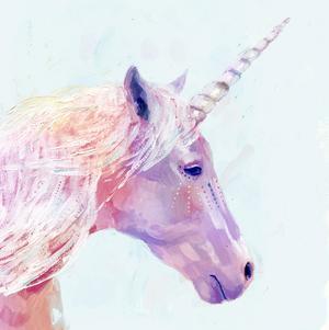 Mystic Unicorn I by Victoria Borges