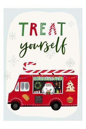 Santa's Foodtruck Collection B