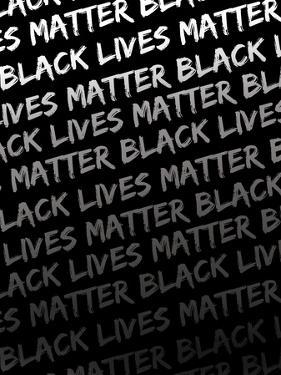 Black Lives Matter 9 by Victoria Brown
