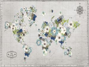 Blooming World by Victoria Brown