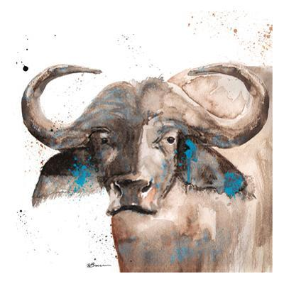 Buffalo by Victoria Brown