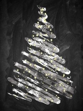 Chalkboard Tree 1 by Victoria Brown