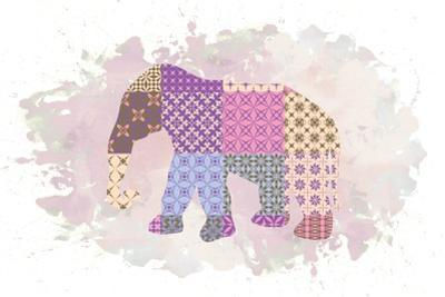 Elephant by Victoria Brown