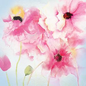 Floral Painting by Victoria Brown