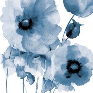 Flowing Flowers by Victoria Brown