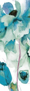 Indigo Petals 3 by Victoria Brown