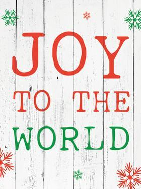 Joy To The World by Victoria Brown