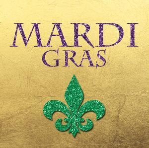Mardi Gras Gold by Victoria Brown