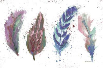 Natures Feathers by Victoria Brown