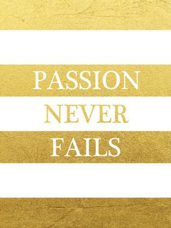 Passion Never Ends by Victoria Brown