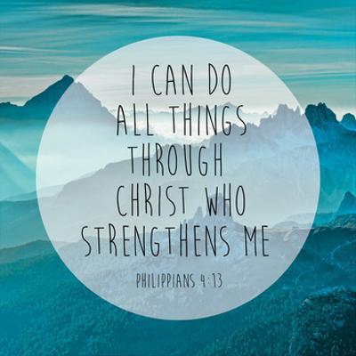 Philippians 4-13 by Victoria Brown