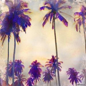 Thailand Palms 1 by Victoria Brown