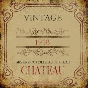 Vintage Chateau by Victoria Brown