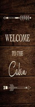 Welcome Cabin by Victoria Brown