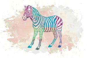 Zebra by Victoria Brown