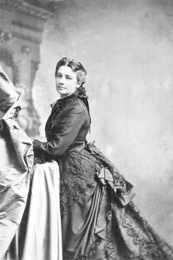 Victoria Claflin Woodhull (1838-1927) , c. 1870