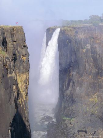 Victoria Falls, Zimbabwe by I Vanderharst