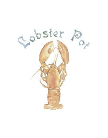 Lobster Pot by Victoria Lowe