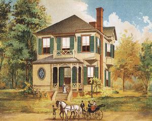 Victorian House, No. 10