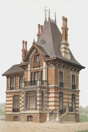 Victorian House, No. 6