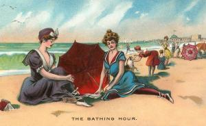 Victorians on the Beach