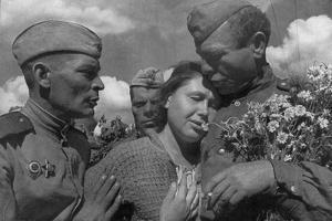 Victory Day, World War II, USSR, 1945