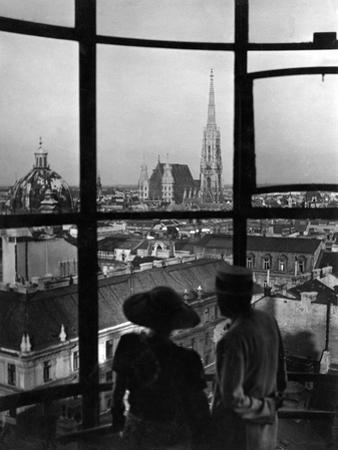 Vienna and Stephansdom