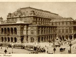 Vienna Opera House or Staatsoper
