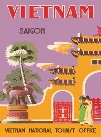 Vietnam, Saigon (Ho Chi Minh City), Vietnam National Tourist Office