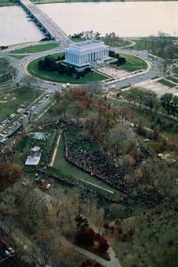 Vietnam Veterans Memorial Dedication