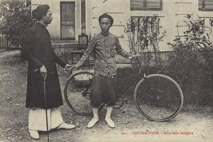 Vietnamese Bicyclist