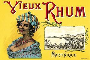 Vieux Rhum, Martinique
