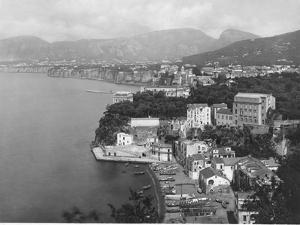 View across Sorrento
