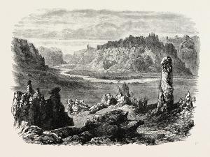 View in Nebraska, USA, 1870s