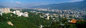 View of a City, Caracas, Venezuela