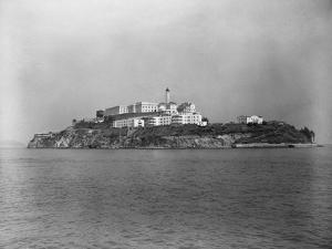 View of Alcatraz from Afar