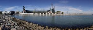 View of AT&T Park, San Francisco, San Francisco County, California, USA