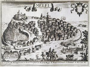 View of City of Melfi