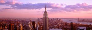 View of City, Rockefeller Center, Midtown Manhattan, Manhattan, New York City, New York State, USA
