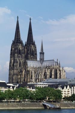 View of Cologne Cathedral (Unesco World Heritage List