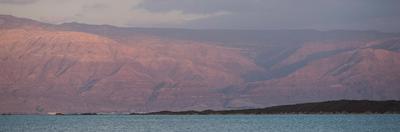 View of Dead Sea, Israel